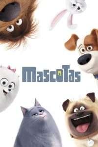 """Poster for the movie """"La vida secreta de tus Mascotas"""""""